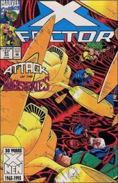 X-Factor (Marvel comics - 1986) -91- Underpinnings