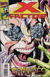 X-Factor (Marvel comics - 1986) -93- The longuest day part 1