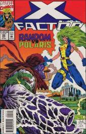 X-Factor (Marvel comics - 1986) -95- Fatal repulsions