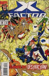 X-Factor (Marvel comics - 1986) -96- In the beginning