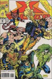 X-Factor (Marvel comics - 1986) -98- Into oblivion