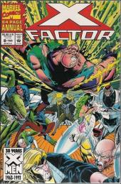 X-Factor (Marvel comics - 1986) -AN08- Annual 8 : Charon / What have you got to hide / Crawlin' from the wreckage