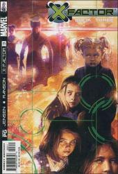 X-Factor (2002) -3- Weeds