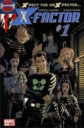X-Factor (2006) -1- X-factor