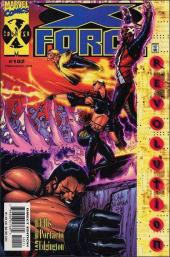 X-Force (1991) -102- Games without frontiers part 1