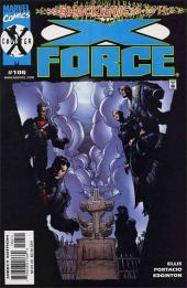 X-Force (1991) -106- Shockwave part 1 : murder ballads