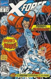 X-Force (1991) -10- X-Tenuating circumstancies