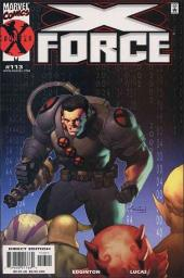 X-Force (1991) -113- Rage war part 4
