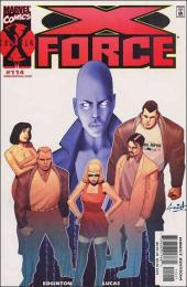 X-Force (1991) -114- Epitaph part 1