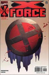 X-Force (1991) -115- Epitaph part 2