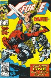 X-Force (1991) -15- To the pain