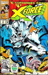 X-Force (1991) -17- X-Cutionner's song part 8 : sleeping with the enemy