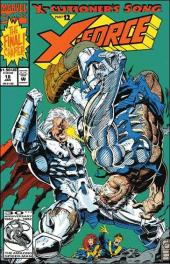 X-Force (1991) -18- X-Cutionner's song part 12 : ghosts in the machine
