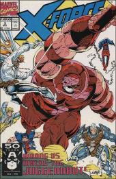 X-Force (1991) -3- Battlecry