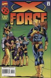 X-Force (1991) -44- Already in progress