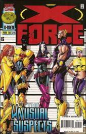 X-Force (1991) -54- Q&A