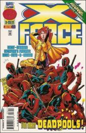 X-Force (1991) -56- Crazy for You
