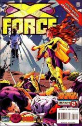 X-Force (1991) -58- Before the dawn