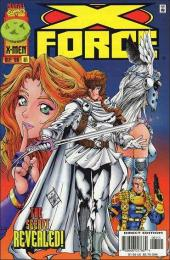 X-Force (1991) -61- Ask me no more questions and i'll tell you no more lies