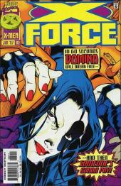 X-Force (1991) -62- Human nature