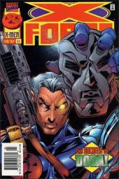 X-Force (1991) -63- Wish you were here