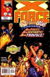 X-Force Vol.1 (Marvel comics - 1991) -75- Convergence
