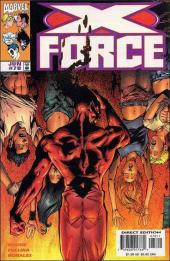 X-Force (1991) -78- Burning desires