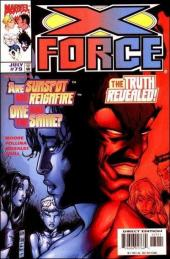 X-Force (1991) -79- Set my soul on fire