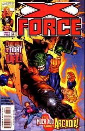 X-Force (1991) -83- Homefront
