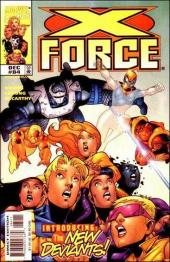 X-Force (1991) -84- By the sword