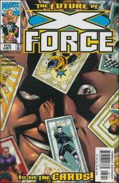 X-Force (1991) -87- Armageddon now part 1 : familly matters