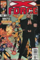 X-Force (1991) -88- Armageddon now part 2 : blood & betrayal