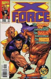 X-Force (1991) -90- Armageddon now part 4 : rude awakening