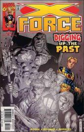X-Force (1991) -96- Familly secrets