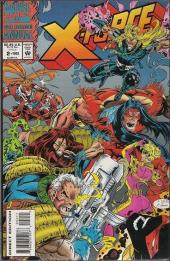 X-Force (1991) -AN02- Extreme measures