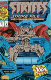 Stryfe's strike file (1993) - Stryfe's strike file