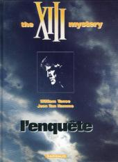 XIII -13a2000- The XIII mystery - L'enquête