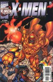 X-Men Vol.2 (Marvel comics - 1991) -104- Painted ladies