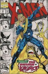 X-Men Vol.2 (Marvel comics - 1991) -10- Where happy little bluebirds fly