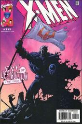 X-Men Vol.2 (Marvel comics - 1991) -113- Eve of destruction part 4