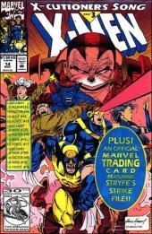 X-Men Vol.2 (Marvel comics - 1991) -14- X-cutionner's song part 3 : fingers on the trigger
