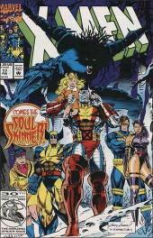 X-Men (1991) -17- A skinning of souls part 1 : waiting for the ripening
