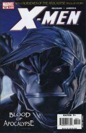 X-Men (1991) -182- The blood of Apocalypse part 1 : the messiah
