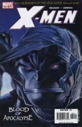 X-Men Vol.2 (Marvel comics - 1991) -182- The blood of Apocalypse part 1 : the messiah