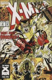 X-Men Vol.2 (Marvel comics - 1991) -19- A skinning of souls part 3 : harvest of the innocent