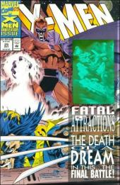 X-Men (1991) -25- Fatal attractions : dreams fade