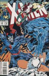 X-Men Vol.2 (Marvel comics - 1991) -27- A song of mourning a cry of joy