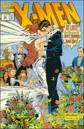 X-Men Vol.2 (Marvel comics - 1991) -30- The ties that bind, the wedding of jean grey and scott summers