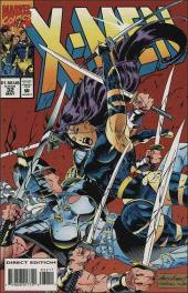 X-Men (1991) -32- Soul possessions part 2 : the leopards and the cats