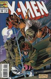 X-Men Vol.2 (Marvel comics - 1991) -33- The heart of thieves